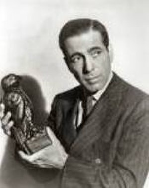 The Maltese Falcon (novel) - Humphrey Bogart as Sam Spade in the 1941 film adaptation