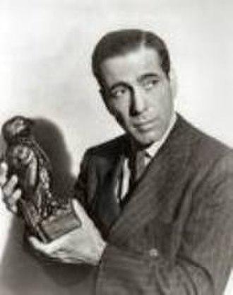 The Maltese Falcon (novel) - Humphrey Bogart as Sam Spade in the 1941 film adaptation