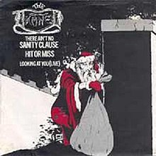 The Damned - There Ain't No Sanity Clause.jpg