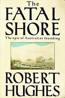 <i>The Fatal Shore</i> book by Robert Hughes