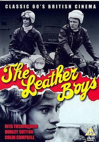 The Leather Boys - Image: The Leather Boys movie poster