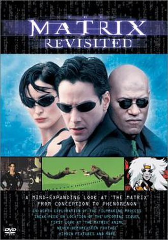 The Matrix Revisited - DVD cover