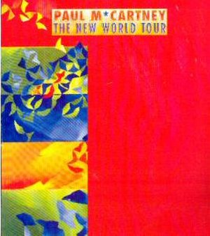 The New World Tour - Image: The New World Tour