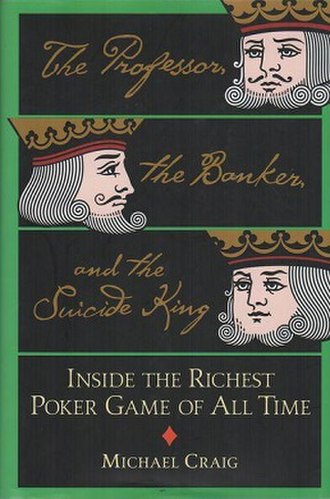The Professor, the Banker, and the Suicide King - Image: The Professor, the Banker, and the Suicide King