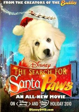 The Search for Santa Paws - Image: The Search for Santa Paws