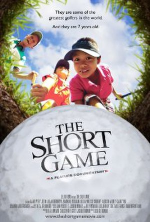 The Short Game - Image: The Short Game promotional poster