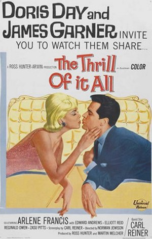The Thrill of It All (film) - Theatrical release poster