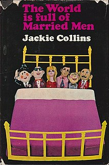 <i>The World Is Full of Married Men</i> novel by Jackie Collins