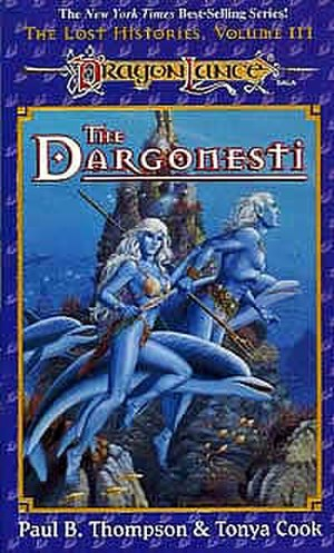 The Dargonesti - First edition cover