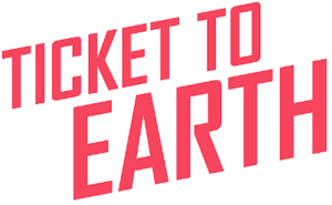 Ticket to Earth - Image: Ticket to Earth game logo