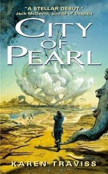 the underlying theme in city of pearl a novel by karen traviss The underlying sentimentality was  is pretty much the theme  republic commando is getting good word-of-mouth    at least from karen traviss, author of city.