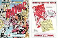 Cover of Trouble for HAVOC