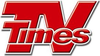 TVTimes - TVTimes logo from 1992 to 2019