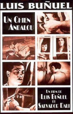 Un Chien Andalou - French poster