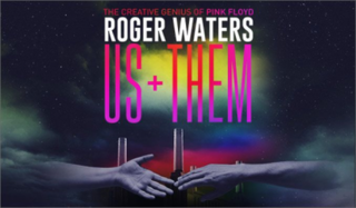 Us + Them Tour concert tour by Roger Waters