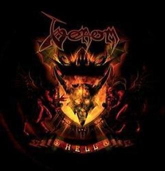 Hell (Venom album) - Image: Venom hell