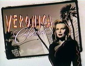 Veronica Clare - Title card