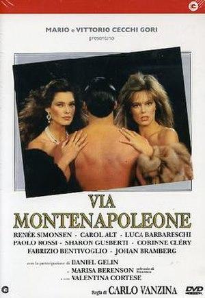 Via Montenapoleone (film) - Image: Via Montenapoleone