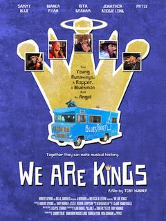 <i>We Are Kings</i> 2014 film