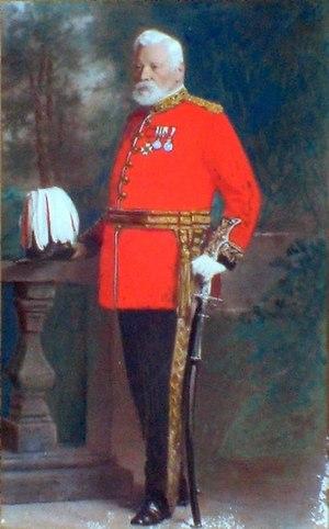Walter Tuckfield Goldsworthy - Major General Walter Tuckfield Goldsworthy
