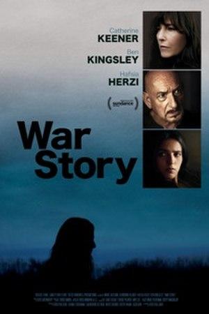 War Story (2014 film) - Film poster