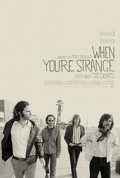 Picture of a movie: When You're Strange