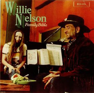 Family Bible (Willie Nelson album) - Image: Willie Nelson Family Bible