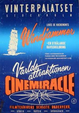 Windjammer (1958 film) - Image: Windjammer (film)