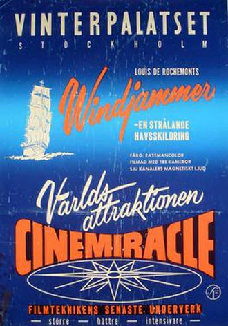 Windjammer (1958 film) - Image: Windjammer (film)