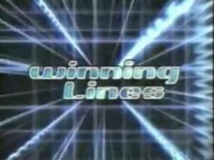 Winning Lines (U.S. game show) - Image: Winning Lines US