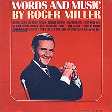 Words and Music (Roger Miller album).jpeg