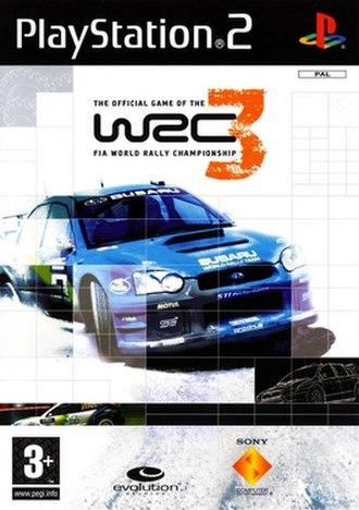 WRC 3 - European Platinum release