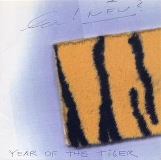 Year of the Tiger (album) - Image: Yearofthe Tiger 1998cover