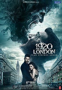 1920 London (2016) DM -  Sharman Joshi, Meera Chopra, Vishal Karwal