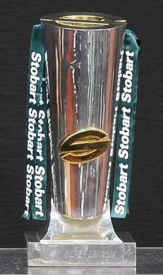 Super League Grand Final - Image: 2012Super League Trophy