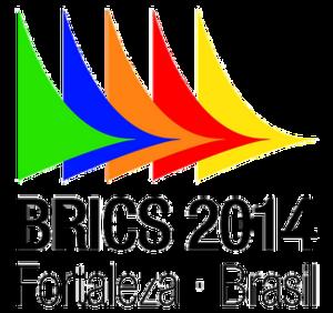 6th BRICS summit - Official logo