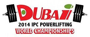 2014 IPC Powerlifting World Championships - Image: 2014 IPC Powerlifting Championship Dubai