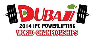 2014 IPC Powerlifting World Championships