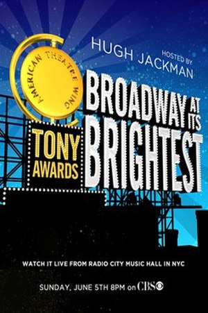 59th Tony Awards - Official poster for the 59th annual Tony Awards