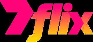 7flix logo without background