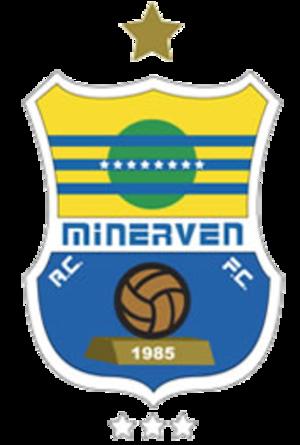 Minervén S.C. - Logo