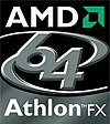 AMD Athlon 64 FX logo