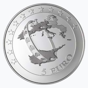 Cypriot euro coins - Image: Accession of Cyprus to the euro area re