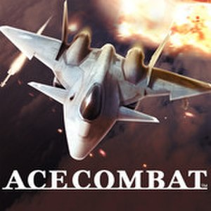 Ace Combat Xi: Skies of Incursion - Logo of Ace Combat Xi: Skies of Incursion