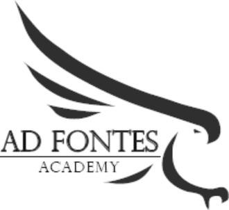 Ad Fontes Academy - Image: Ad Fontes Academy Falcon logo r