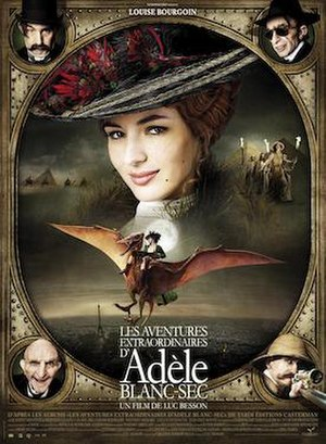 The Extraordinary Adventures of Adèle Blanc-Se...
