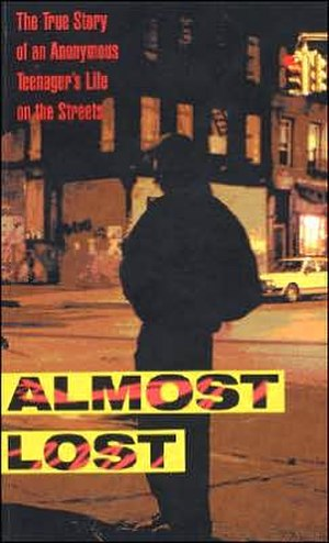 Almost Lost - Image: Almost Lost Cover