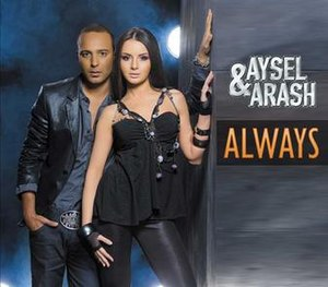 Always (Aysel and Arash song) - Image: Always Aysel and Arash song cover