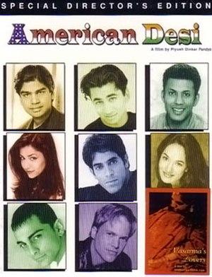 American Desi - American Desi DVD Cover