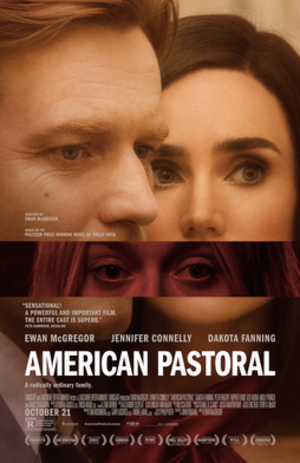 American Pastoral (film) - Theatrical release poster